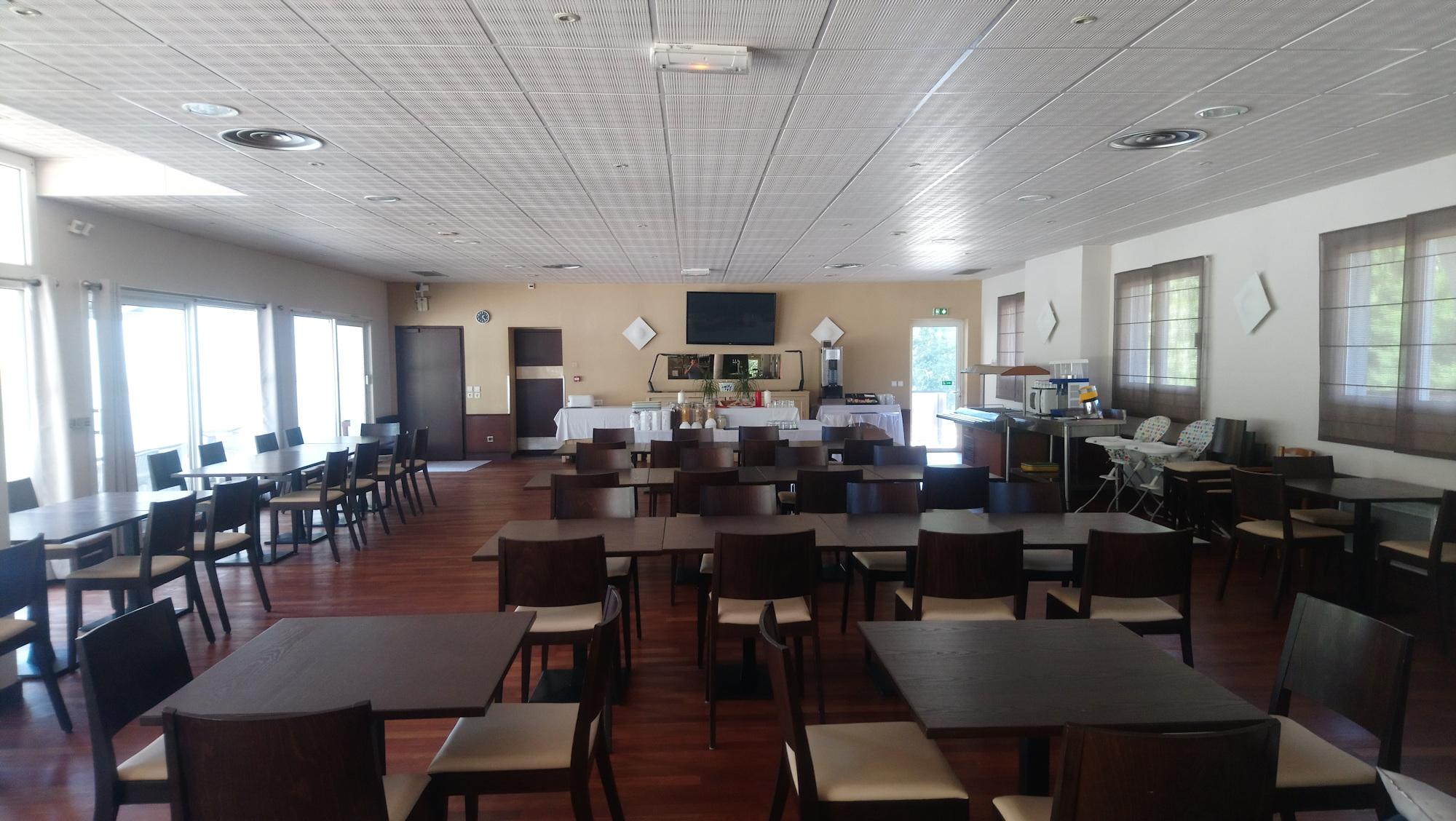 Hôtel Biarritz Salle restaurant